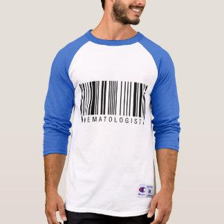 Hematologist Barcode T-Shirt
