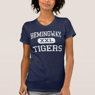 Hemingway - Tigers - High - Hemingway Tee Shirt