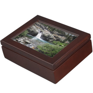 Hemlock Crossing Waterfall - Sierra Keepsake Box