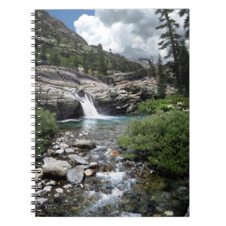 Hemlock Crossing Waterfall - Sierra Notebooks
