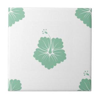Hemlock Flower Pattern 3 Tiles