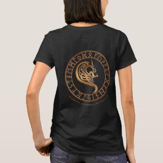 Hemlock Hollow shirt Gold