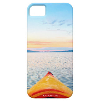 Hemlock Lake Edition Case For The iPhone 5