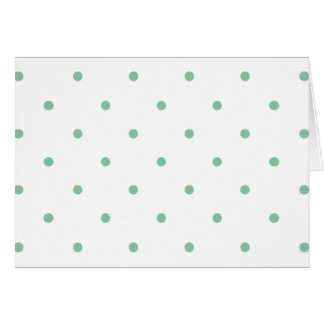 Hemlock Polkadots Small Card