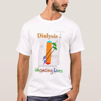 "Hemodialysis ""Enhancing Lives"" Dialysis T-Shirt"