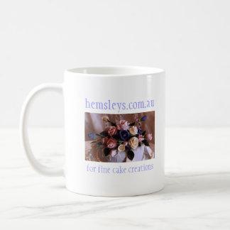 Hemsleys Wedding Cake Mug