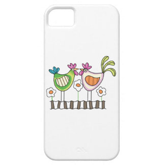 HEN AND ROOSTER iPhone 5 CASE