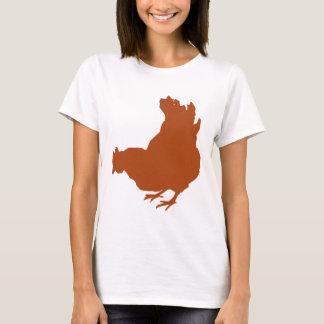 Hen [chicken, farmer, organic eggs] T-Shirt