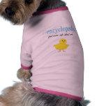 Hen Encyclopaedia Dog T-shirt