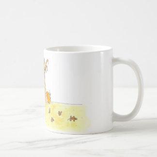 Hen in The Corn Coffee Mug
