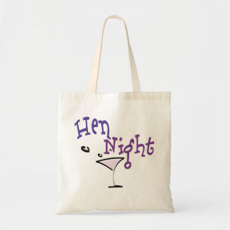 Hen Night Tote Bags