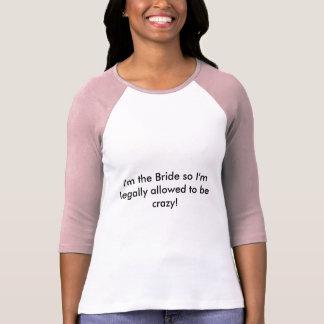 Hen Party bride's top