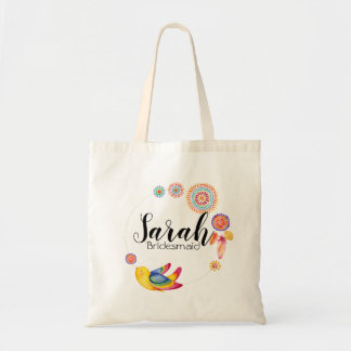 Hen party - Bridesmaid tote bag personalised