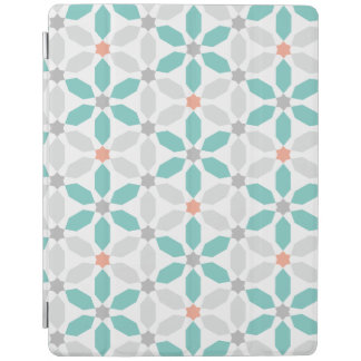 Henagon Star Teal Blue iPad Cover