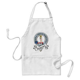 Henderson Clan Badge Standard Apron