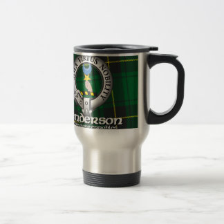 Henderson Clan Travel Mug