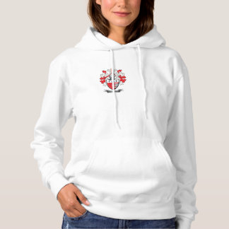 Henderson Family Crest Coat of Arms Hoodie