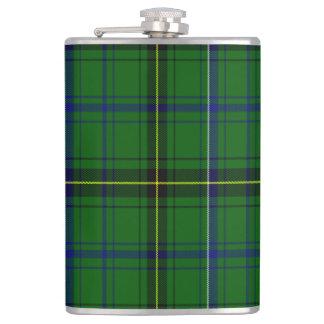 Henderson Scottish Tartan Hip Flask