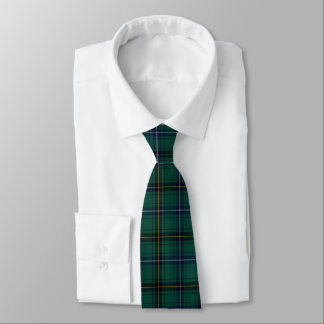 Henderson Teal Tartan Plaid Neck Tie