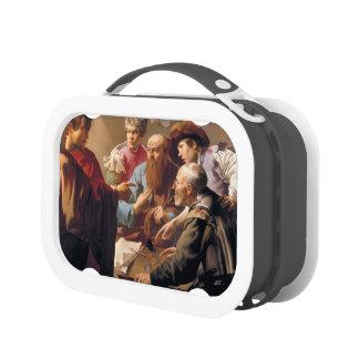 Hendrick Terbrugghen- The Calling of St. Matthew Lunchbox
