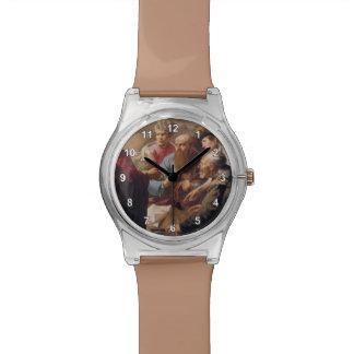 Hendrick Terbrugghen- The Calling of St. Matthew Wristwatches