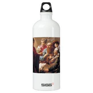Hendrick Terbrugghen- The Calling of St. Matthew SIGG Traveller 1.0L Water Bottle