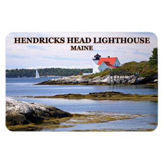 Hendricks Head Lighthouse, Maine Flexi Magnet