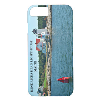 Hendricks Head Lighthouse, Maine Phone Case