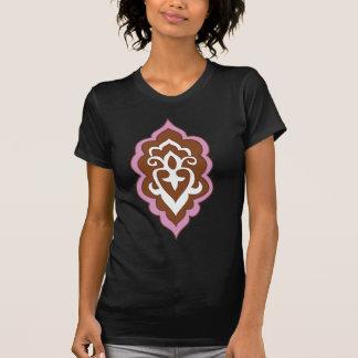 Henna Arabesque Pink T-Shirt