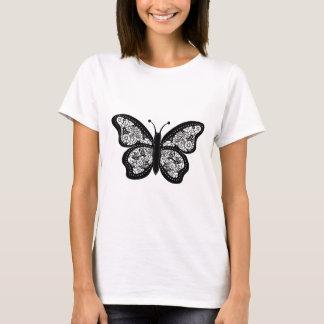 Henna Butterfly T-Shirt