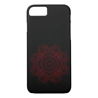 Henna design art iPhone 8/7 case