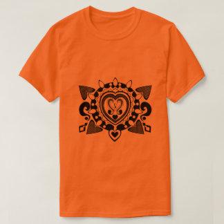 Henna design heart T-Shirt