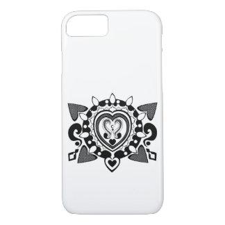 Henna design iPhone 8/7 case