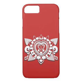 henna design phone iPhone 8/7 case