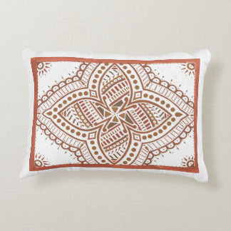 Henna Designed Pillow
