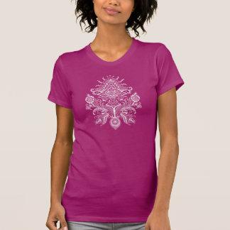 Henna Flower T -shirt T-Shirt