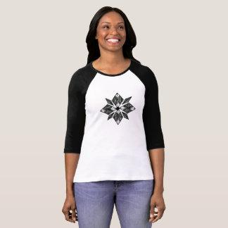 Henna inspired diamond t-shirt