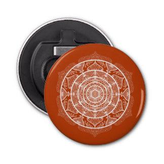 Henna Mandala Bottle Opener