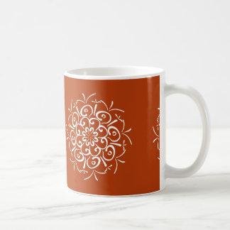 Henna Mandala Coffee Mug