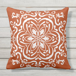 Henna Mandala Cushion
