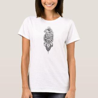Henna Peacock T-Shirt