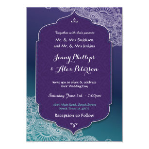 Henna Party Invitations Announcements Zazzle Au