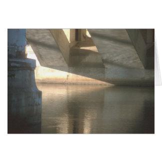 Hennepin Bridge #4 Greeting Cards