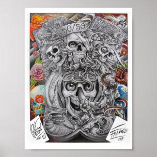 henri b art poster