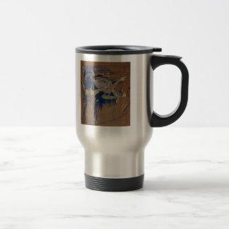 Henri de Lautrec- Ballet de Papa Chrysanth me Stainless Steel Travel Mug