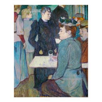 Henri de Toulouse-Lautrec | Moulin de la Galette