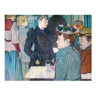 Henri de Toulouse-Lautrec | Moulin de la Galette Postcard