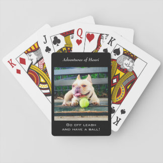 Henri Designed Playing Cards