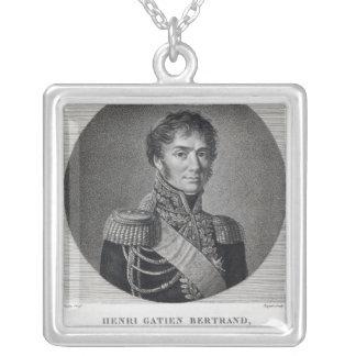Henri Gatien Bertrand Silver Plated Necklace