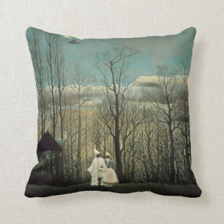 Henri Rousseau Carnival Evening Cushion